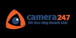 Logo camera quan sát camera247