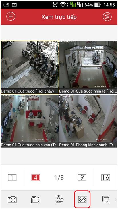 Phần mềm camera quan sát iVMS-4500-10