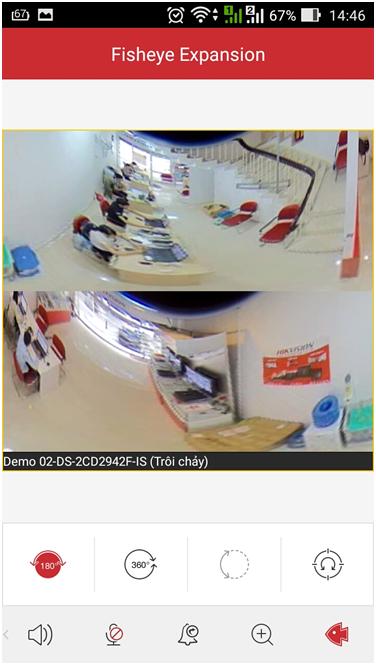Phần mềm camera quan sát iVMS-4500-2