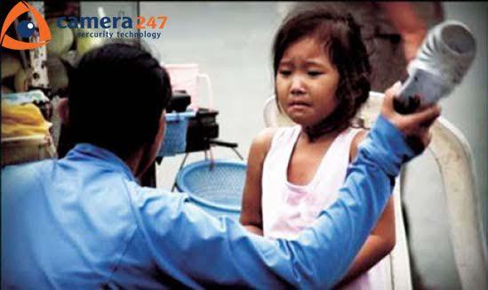 Camera quan sát chống bạo hành trẻ em