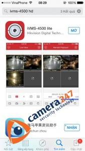 Phần mềm camera quan sát iVMS 2