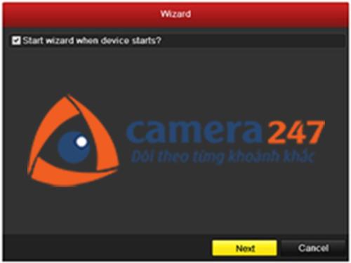 Hướng dẫn cài đặt và sử dụng đầu ghi hình Hikvision3