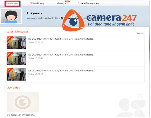 Hướng dẫn sử dụng Iclound cho Camera quan sát11