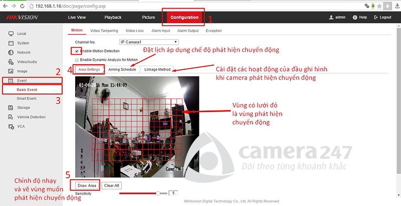 Hướng dẫn sử dụng NVR hệ thống camera quan sát HIKVISION22