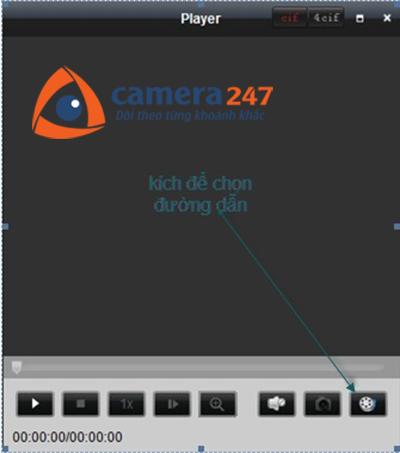 Hướng dẫn xem lại khi ghi hình trên Storage Server 6