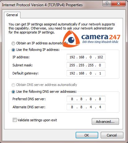 Thêm máy chủ lưu trữ cho việc ghi hình trên Storage Server 10