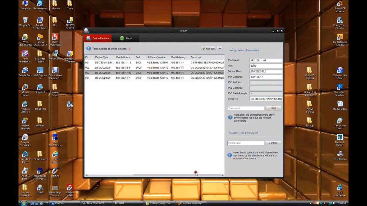 Hướng dẫn cài đặt camera IP