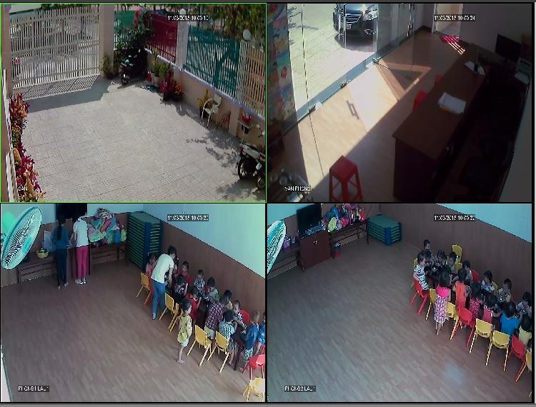 Hướng dẫn lắp đặt camera an ninh tại nhà 5