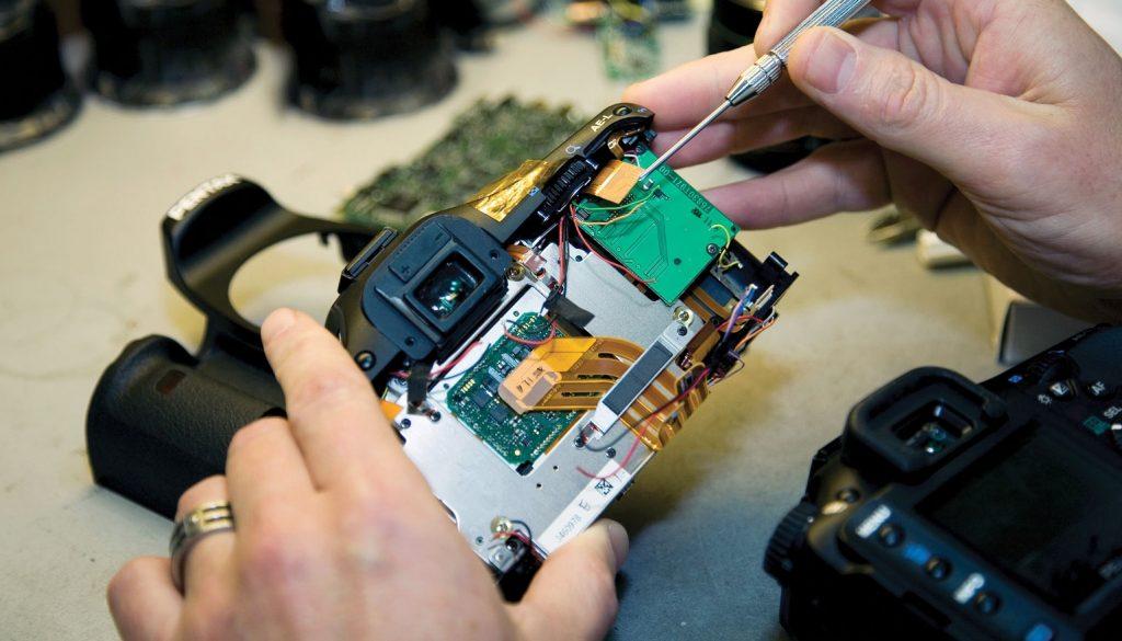 Sửa chữa camera quan sát, sửa đầu ghi hình camera 3