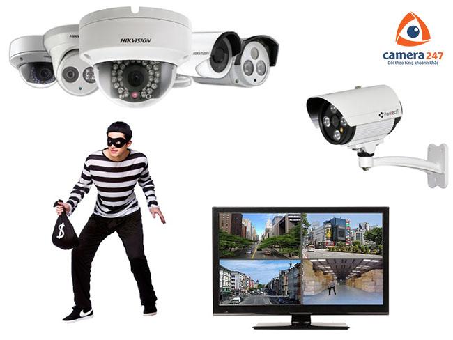 Camera chống trộm giá bao nhiêu