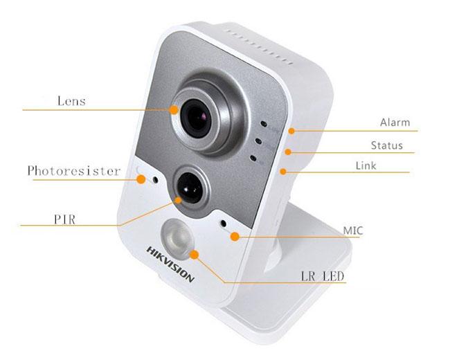 Camera chống trộm gia đình 2