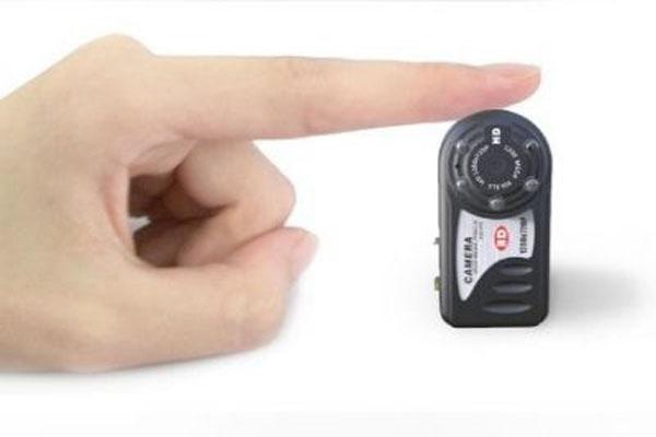Camera ngụy trang cho mục đích giám sát cao nhất