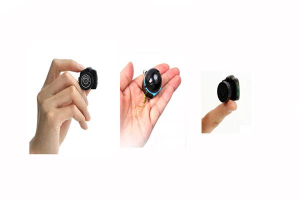 Camera ngụy trang siêu nhỏ- nhỏ mà có võ
