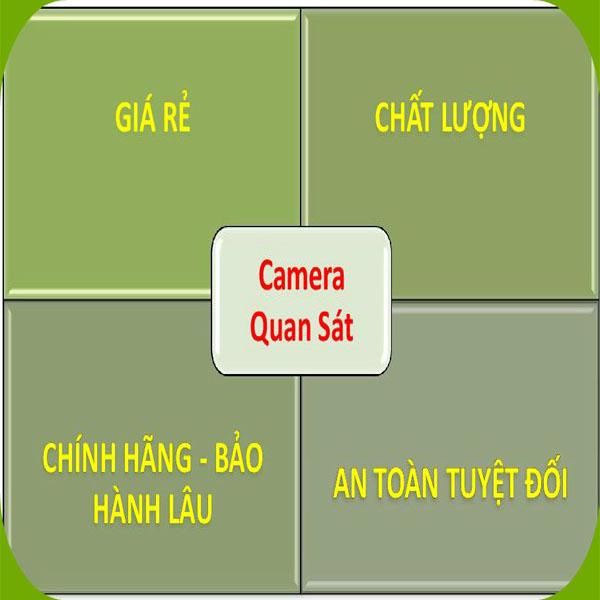 Camera247 cung cấp dịch vụ lắp đặt camera quan sát uy tín tại Hà Nội