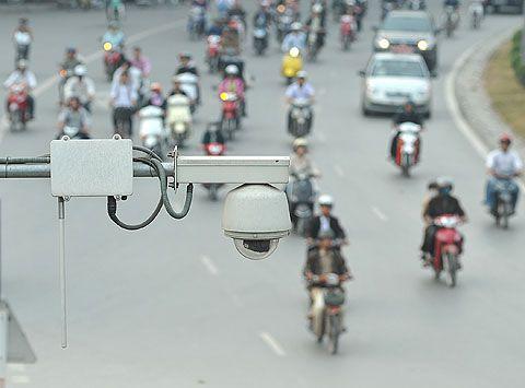 camera giao thông Hà Nội- một giải pháp tối ưu