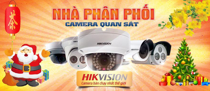 Phân phối camera quan sát toàn quốc