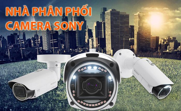 Phân phối camera sony