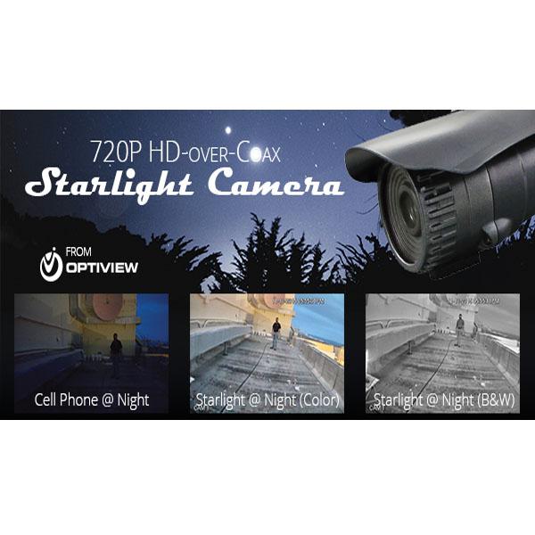 Camera nhìn đêm có màu không cần hồng ngoại