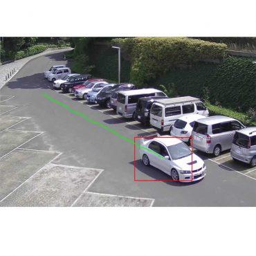 Phần mềm phân tích hình ảnh thông minh Intelligent Video Motion Detection
