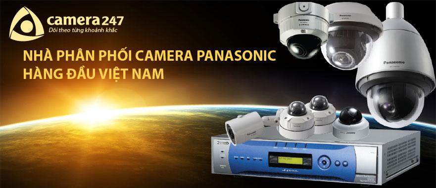 Nhà phân phối camera Panasonic trên toàn quốc