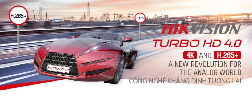 Hikvision Turbo 4.0