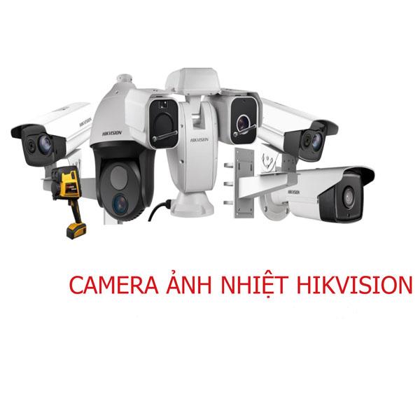 camera ảnh nhiệt hikvision