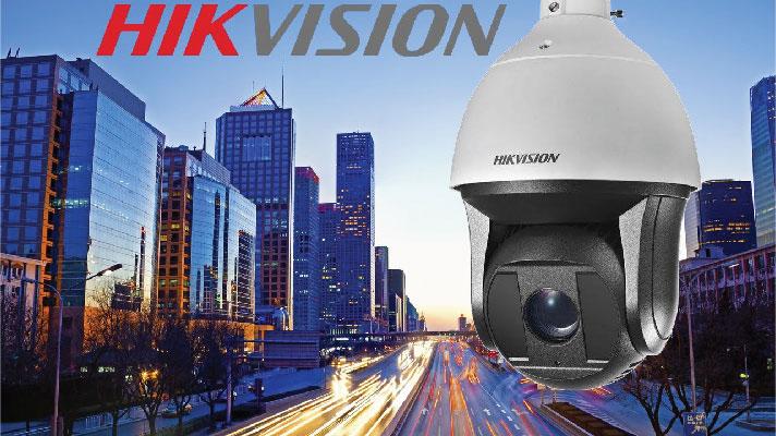 Camera Hikvision Speed Dome tốc độ mới