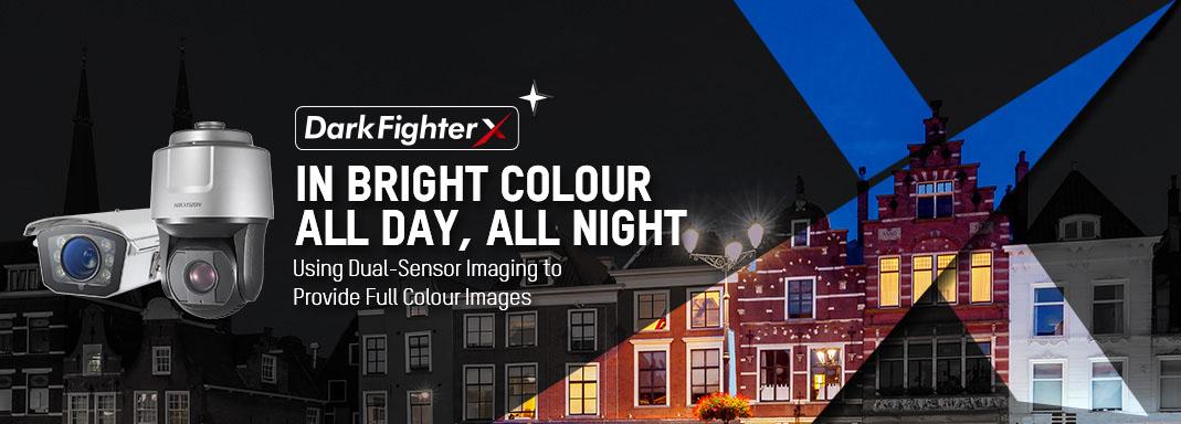 DarkFighterX – Chuẩn mực giám sát mới của Hikvision