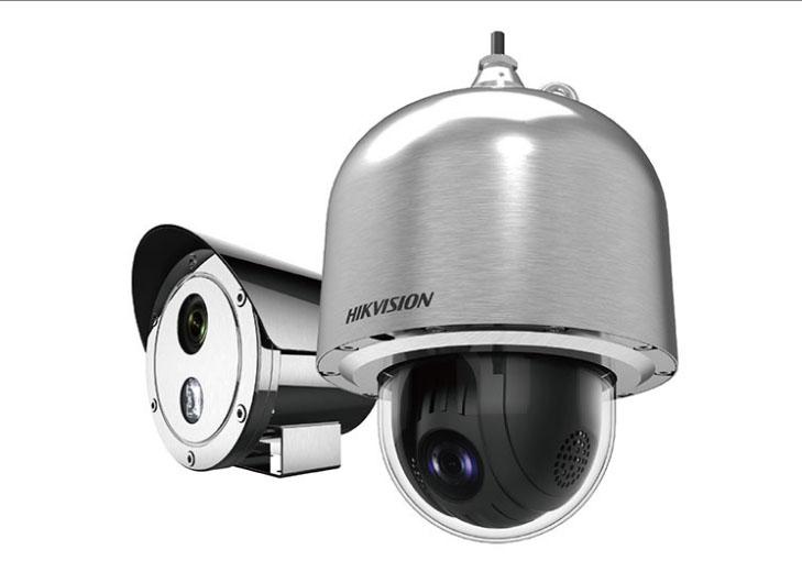 Hikvision ra mắt ba camera mạng tiêu chuẩn chuẩn ATEX và IECEx
