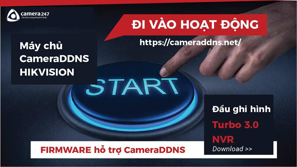 Thông báo mới về tên miền CAMERADDNS 2.0