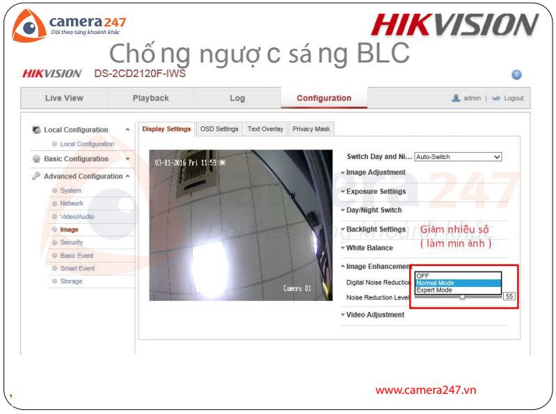 Hướng sử dụng camera IP Hikvision (Part2)