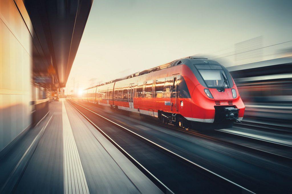 Giải pháp an toàn cho các trạm xe lửa