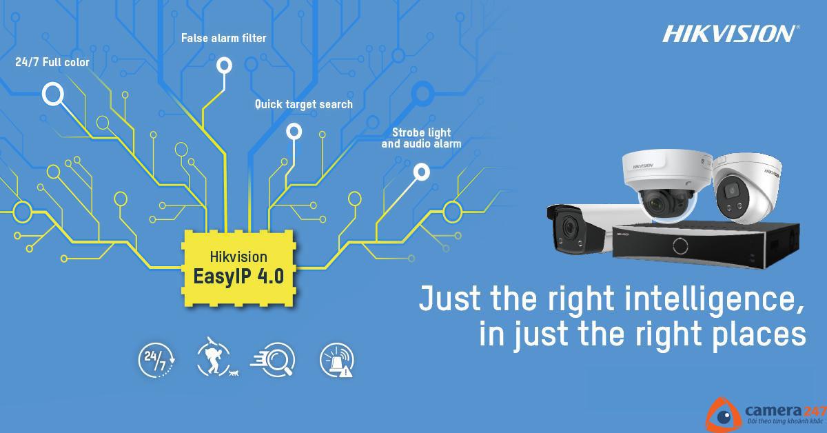 Giải pháp EasyIP 4.0 dành cho doanh nghiệp vừa và nhỏ
