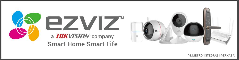 Camera EZVIZ - Ngôi nhà thông minh, cuộc sống thông minh