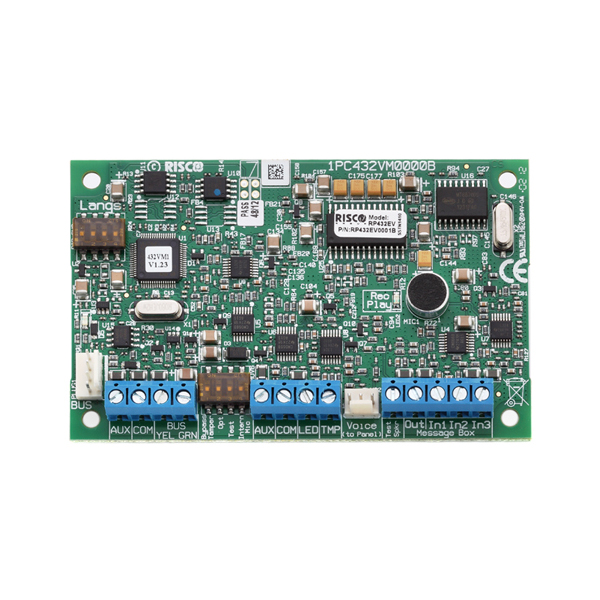RP432EV Digital Voice Module