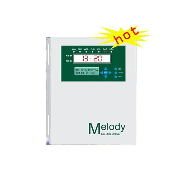 Báo giờ tự động Melody-LCD-256