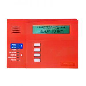 Bàn phím địa chỉ thiết bị chống trộm HONEYWELL-6160CR