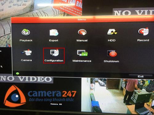 Hướng dẫn cài đặt và sử dụng đầu ghi hình Hikvision22