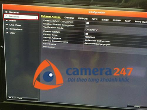 Hướng dẫn cài đặt và sử dụng đầu ghi hình Hikvision23