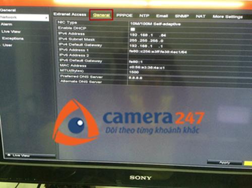 Hướng dẫn cài đặt và sử dụng đầu ghi hình Hikvision25