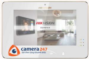 Sản phẩm mới của camera quan sát HIKVISION