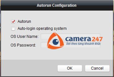 Thêm máy chủ lưu trữ cho việc ghi hình trên Storage Server