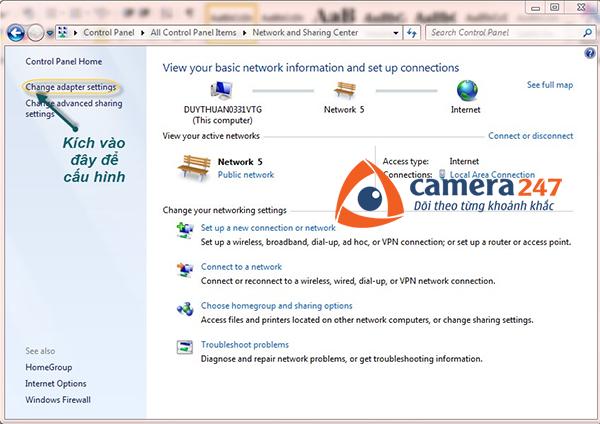 Thêm máy chủ lưu trữ cho việc ghi hình trên Storage Server 7