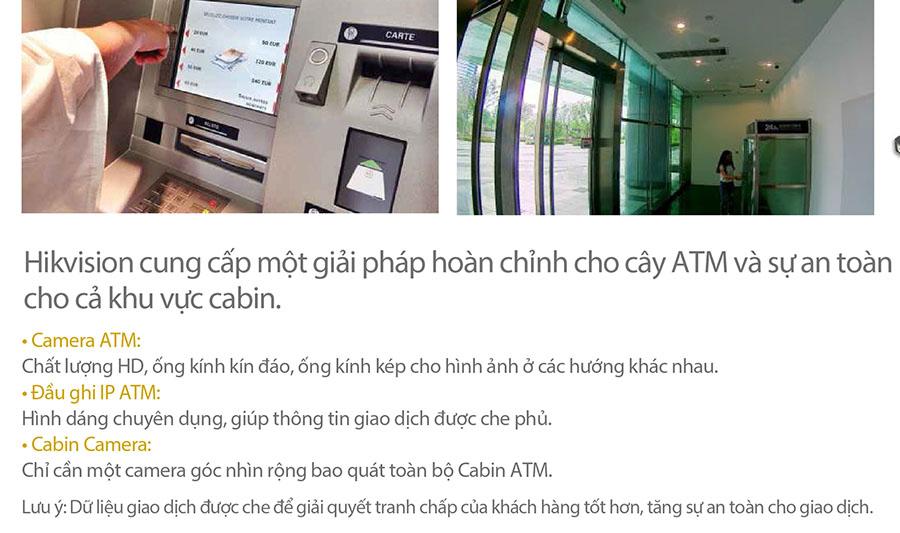 Giải pháp an ninh thông minh cho ngân hàng 3
