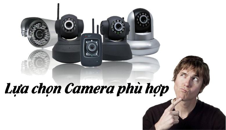 Hướng dẫn lắp đặt camera giám sát và một số điều cần chú ý