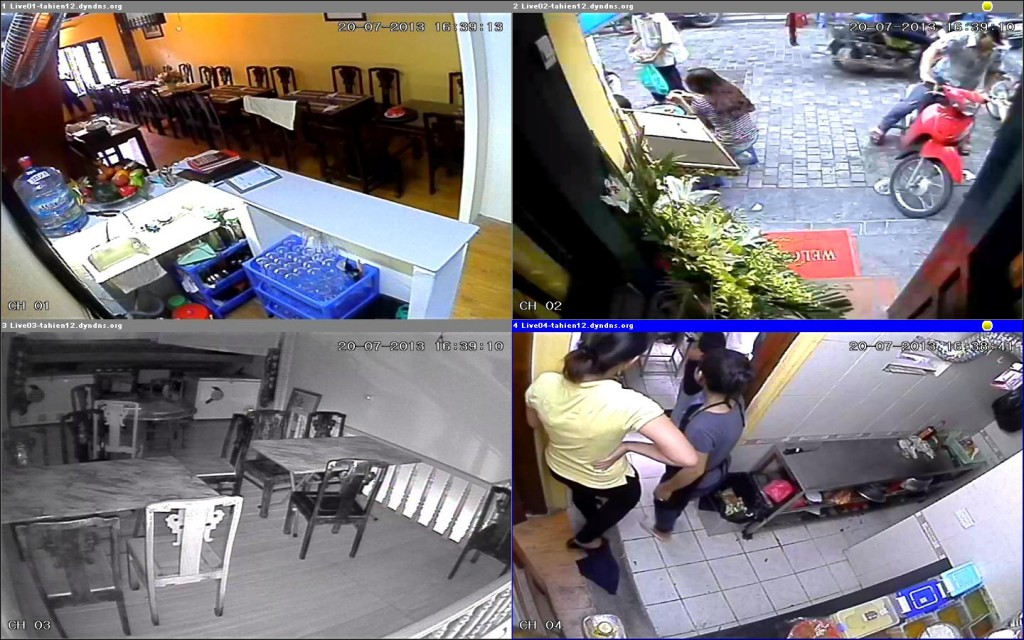 Hướng dẫn lắp đặt hệ thống camera giám sát tại nhà
