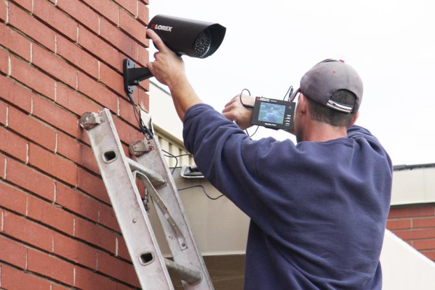 Sửa chữa camera quan sát, sửa đầu ghi hình camera