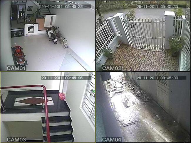 Lắp đặt camera giám sát cho gia đình 3