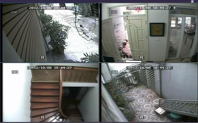 Lắp đặt camera giám sát cho gia đình 4