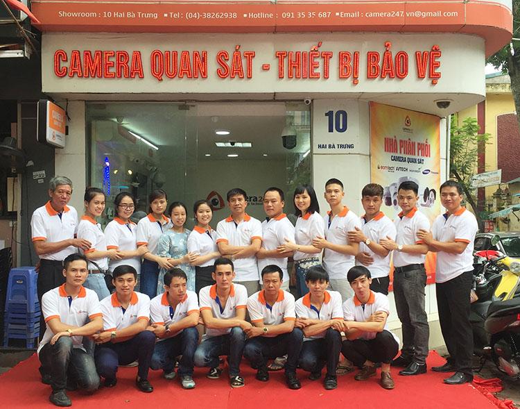 Lắp đặt camera giám sát tại Hà Nội 1